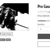 Is Pro Gauntlet's price out? Not quite