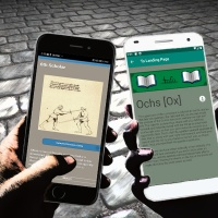 The two HEMA treatise apps on Android